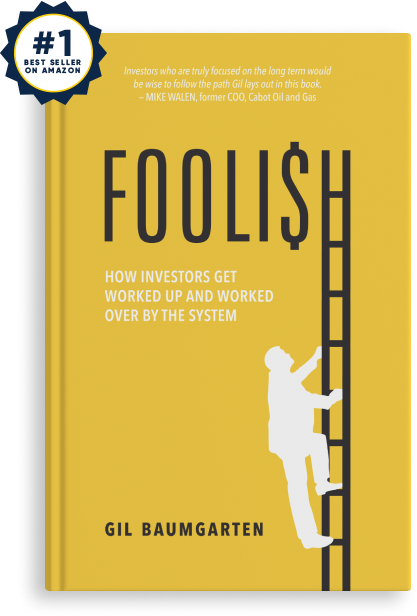Foolish Book Cover