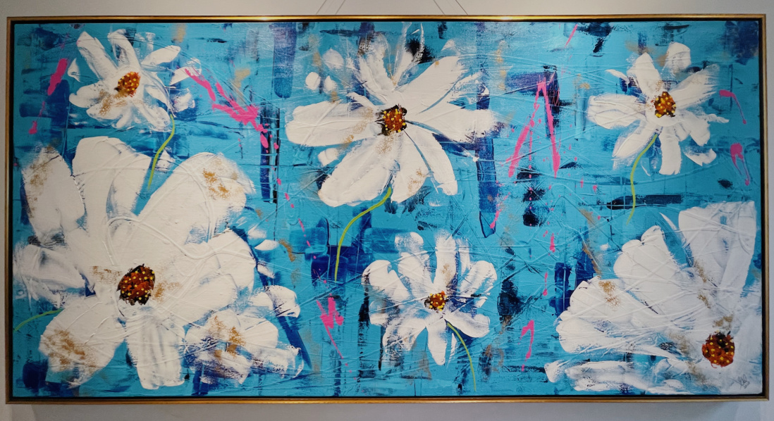 Painting - Flower 02