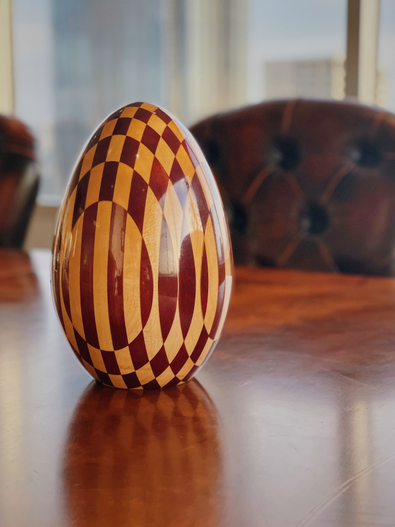 Woodworking - Egg