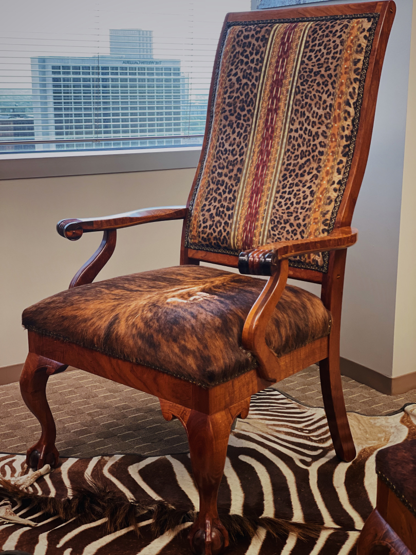 Woodworking - Chair